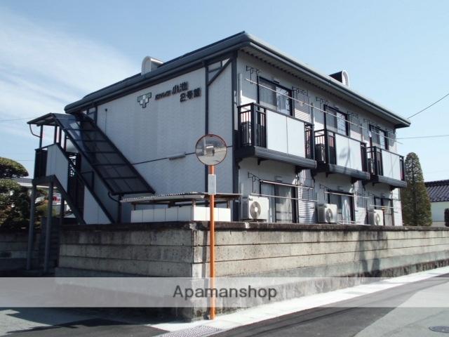 山梨県甲府市の築19年 2階建の賃貸アパート