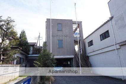 山梨県甲府市、甲府駅徒歩10分の築18年 3階建の賃貸アパート