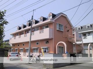 山梨県甲府市の築27年 2階建の賃貸アパート