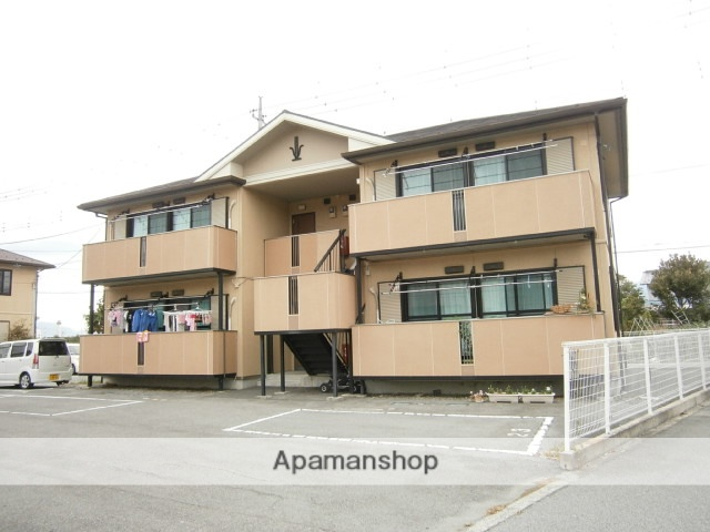 山梨県甲府市、東花輪駅徒歩58分の築13年 2階建の賃貸アパート