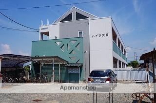 山梨県中央市、小井川駅徒歩20分の築20年 2階建の賃貸アパート