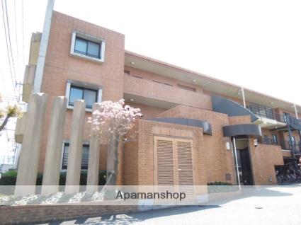 山梨県甲府市の築18年 3階建の賃貸マンション