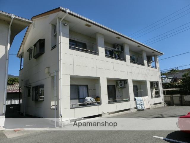 山梨県甲府市、酒折駅徒歩16分の築25年 2階建の賃貸アパート