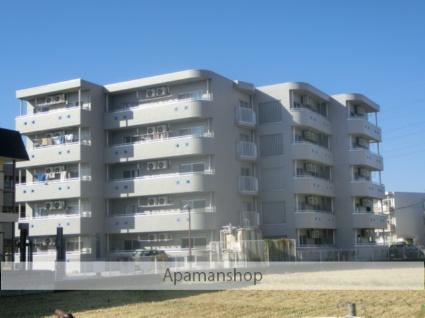 山梨県甲府市の築17年 5階建の賃貸マンション