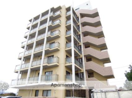 山梨県甲斐市、常永駅徒歩34分の築18年 7階建の賃貸マンション