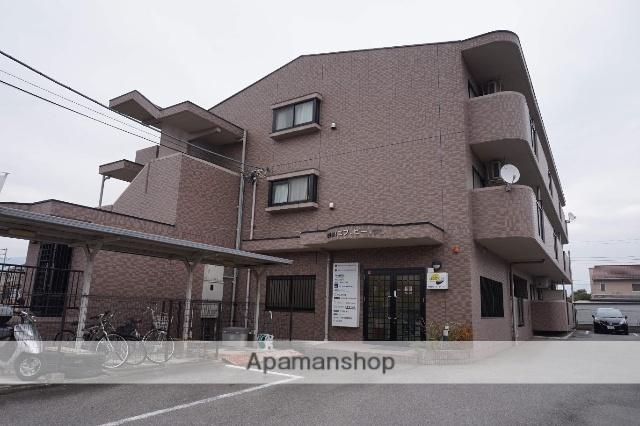 山梨県甲府市、甲斐住吉駅徒歩28分の築16年 3階建の賃貸マンション
