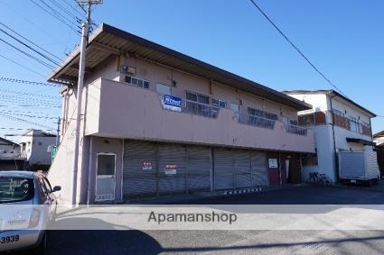 山梨県甲斐市の築41年 2階建の賃貸アパート