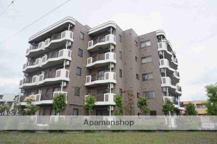 山梨県中央市、常永駅徒歩19分の築20年 6階建の賃貸マンション