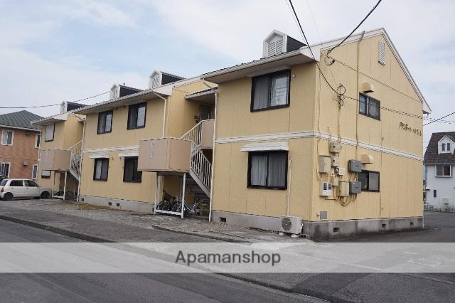 山梨県甲府市、国母駅徒歩27分の築24年 2階建の賃貸アパート
