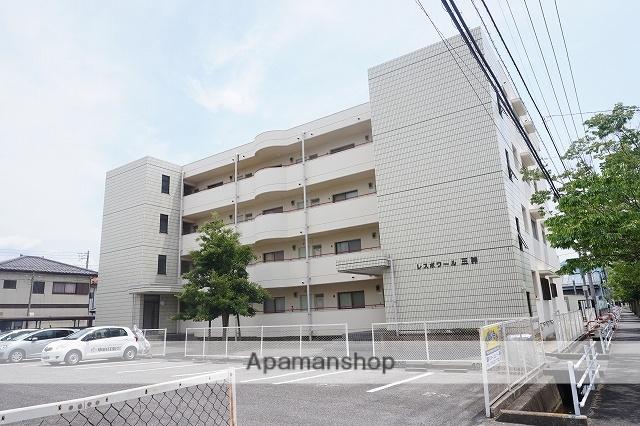 山梨県甲府市、国母駅徒歩36分の築29年 4階建の賃貸マンション