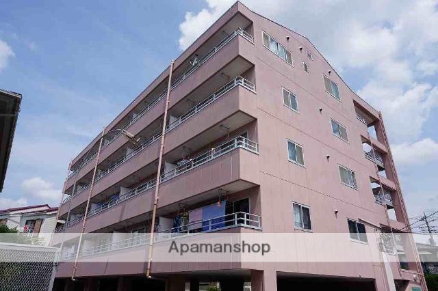 山梨県甲斐市の築19年 5階建の賃貸マンション
