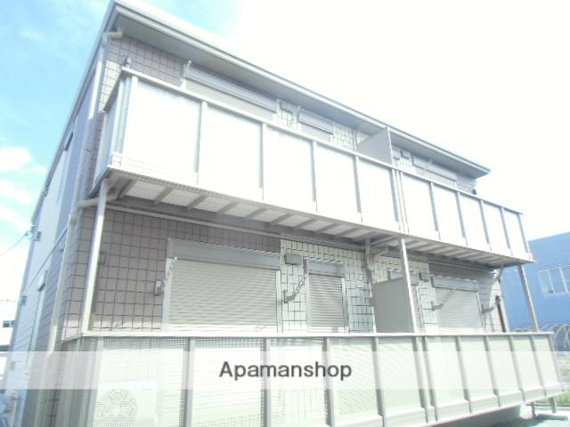 山梨県甲府市、国母駅徒歩20分の新築 2階建の賃貸アパート