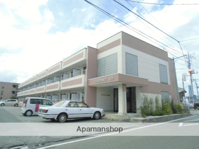 山梨県中巨摩郡昭和町、常永駅徒歩15分の築20年 2階建の賃貸アパート