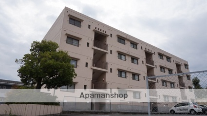 山梨県中央市、常永駅徒歩25分の築27年 4階建の賃貸マンション
