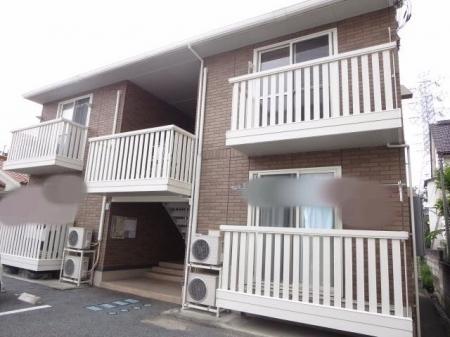 山梨県甲府市、国母駅徒歩27分の築9年 2階建の賃貸アパート
