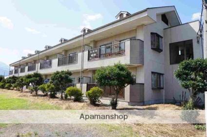 山梨県南アルプス市の築27年 2階建の賃貸アパート
