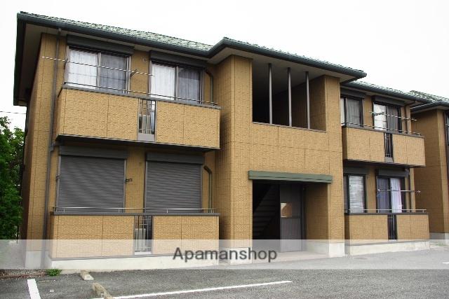 山梨県甲府市、甲斐住吉駅徒歩20分の築15年 2階建の賃貸アパート