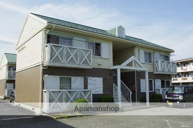 山梨県甲府市、国母駅徒歩20分の築26年 2階建の賃貸アパート