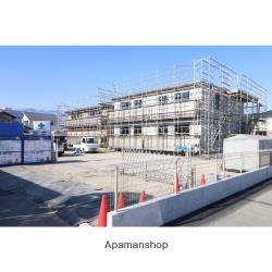山梨県甲斐市、常永駅徒歩35分の新築 2階建の賃貸アパート