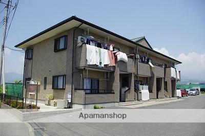 山梨県甲州市、塩山駅徒歩15分の築13年 2階建の賃貸アパート