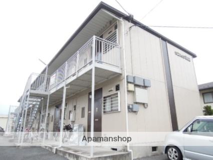山梨県中巨摩郡昭和町、常永駅徒歩29分の築31年 2階建の賃貸アパート
