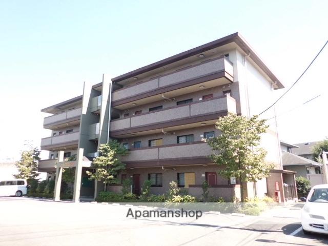 山梨県中巨摩郡昭和町、国母駅徒歩4分の築19年 4階建の賃貸マンション