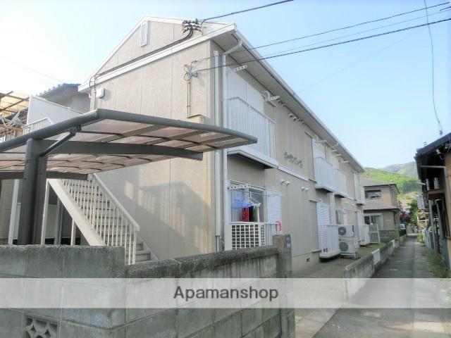 山梨県甲府市、酒折駅徒歩15分の築19年 2階建の賃貸アパート
