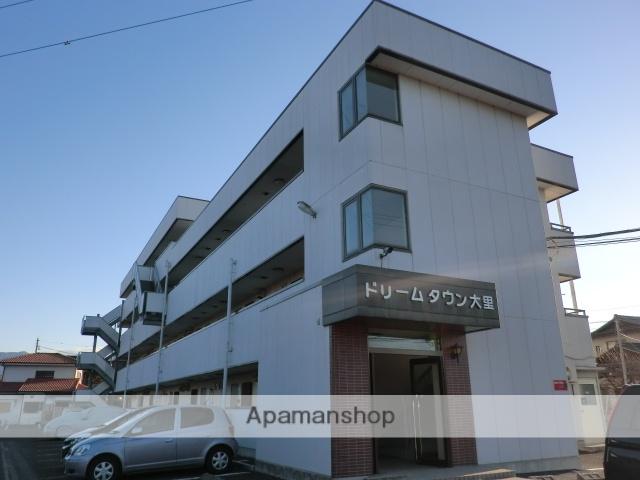 山梨県甲府市、国母駅徒歩32分の築20年 4階建の賃貸アパート