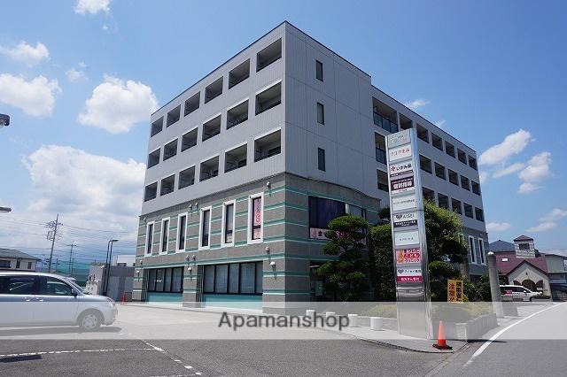 山梨県中巨摩郡昭和町、国母駅徒歩21分の築25年 5階建の賃貸マンション