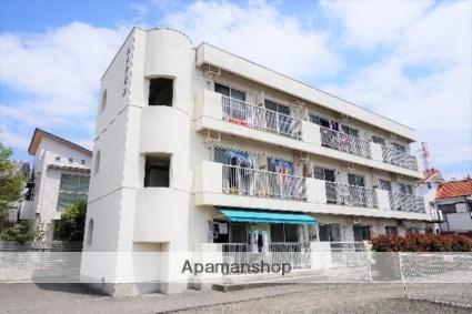 山梨県甲府市の築27年 3階建の賃貸マンション