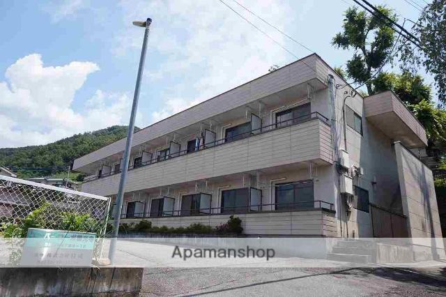 山梨県甲府市、酒折駅徒歩7分の築21年 2階建の賃貸アパート