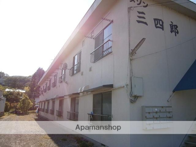山梨県甲府市の築34年 2階建の賃貸アパート