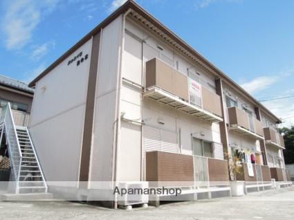 山梨県中巨摩郡昭和町、竜王駅徒歩54分の築33年 2階建の賃貸アパート