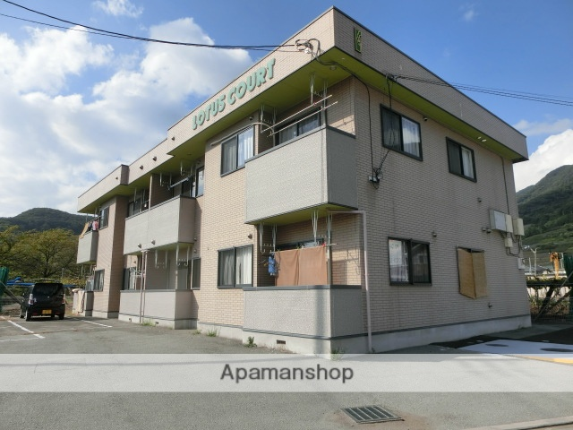 山梨県甲府市、石和温泉駅徒歩27分の築13年 2階建の賃貸アパート