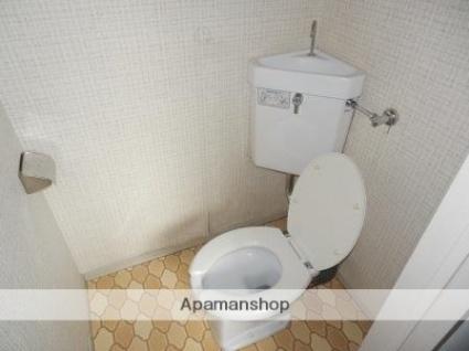 MSKハイツ[2DK/39.75m2]のトイレ