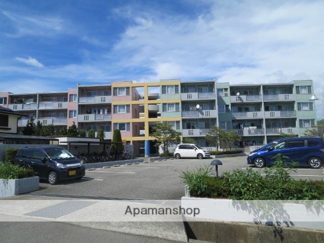 山梨県中央市、常永駅徒歩30分の築17年 4階建の賃貸マンション