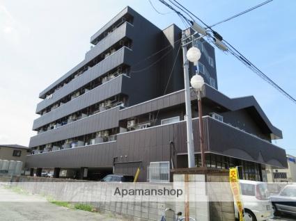 山梨県甲府市、甲斐住吉駅徒歩15分の築27年 6階建の賃貸マンション