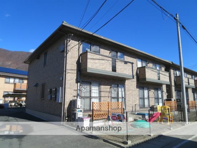山梨県甲府市、石和温泉駅徒歩25分の築13年 2階建の賃貸アパート