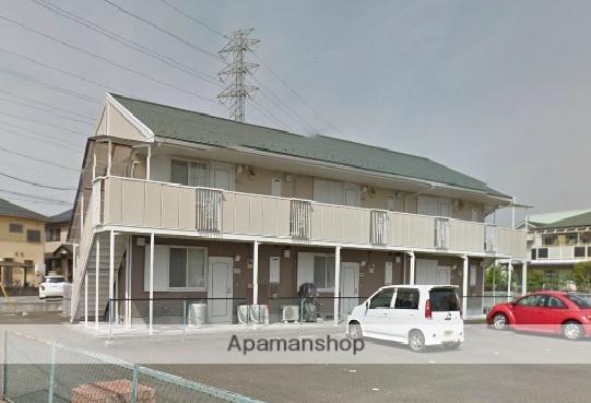 山梨県甲府市、国母駅徒歩27分の築23年 2階建の賃貸アパート