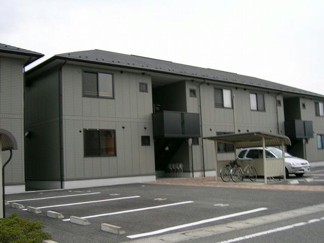 山梨県甲府市、国母駅徒歩40分の築16年 2階建の賃貸アパート