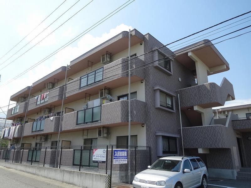 山梨県南アルプス市、竜王駅徒歩85分の築14年 3階建の賃貸マンション