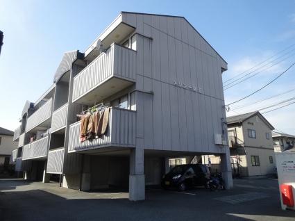 山梨県甲斐市、常永駅徒歩48分の築19年 3階建の賃貸マンション