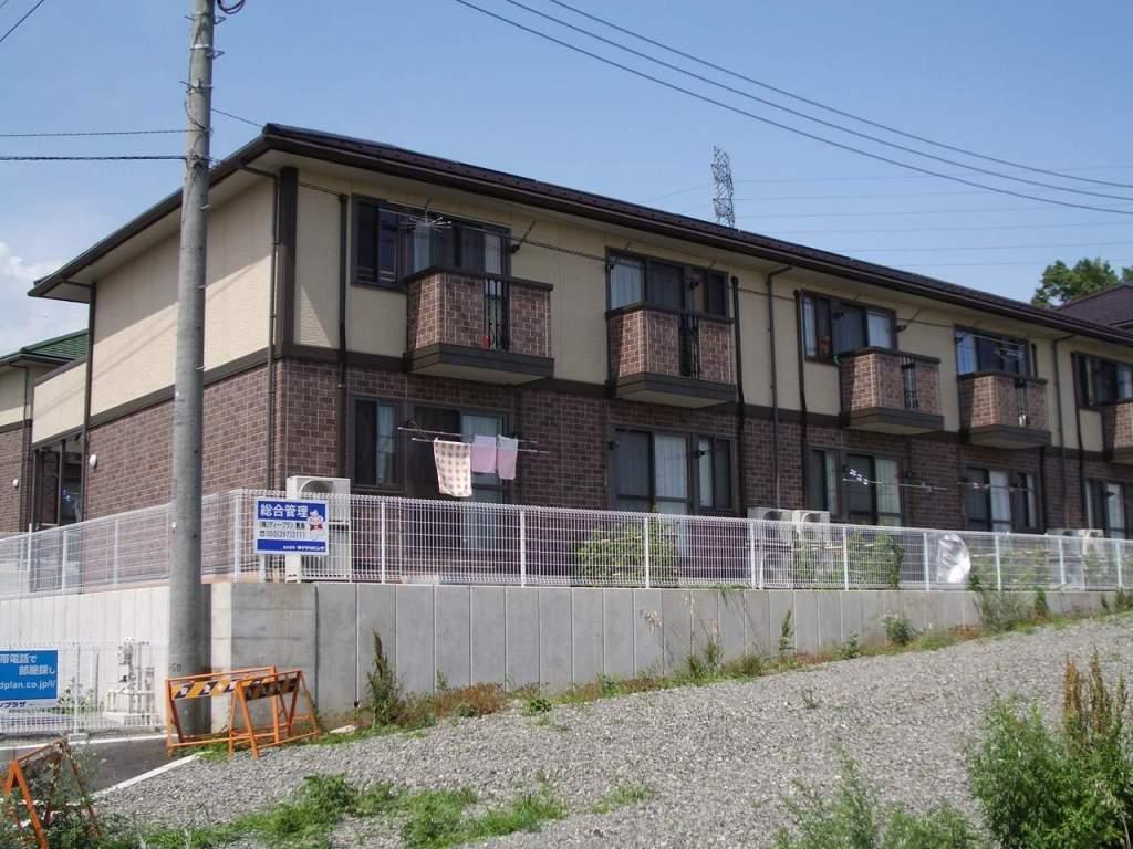 山梨県甲斐市、塩崎駅徒歩21分の築12年 2階建の賃貸アパート