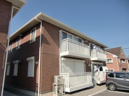 山梨県南アルプス市の築11年 2階建の賃貸アパート