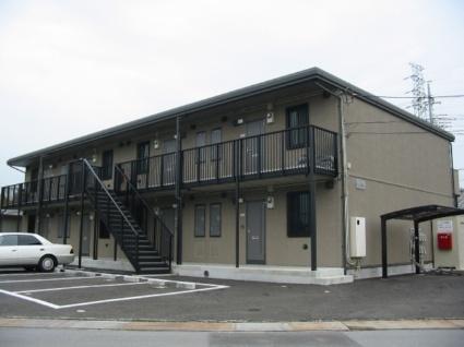 山梨県甲府市、竜王駅徒歩40分の築15年 2階建の賃貸アパート
