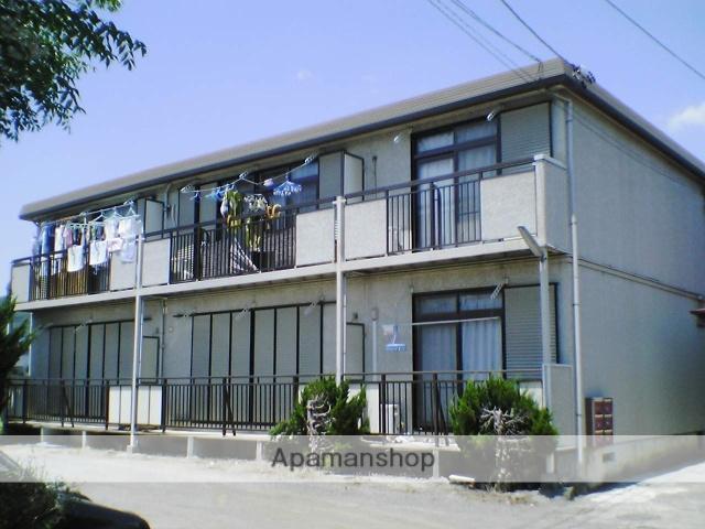 山梨県甲府市、甲府駅徒歩75分の築25年 2階建の賃貸アパート