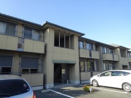 山梨県甲斐市、竜王駅徒歩28分の築16年 2階建の賃貸アパート