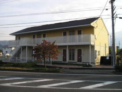 山梨県南巨摩郡富士川町、市川大門駅徒歩55分の築8年 2階建の賃貸アパート