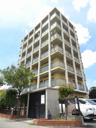 山梨県甲斐市の築18年 7階建の賃貸マンション