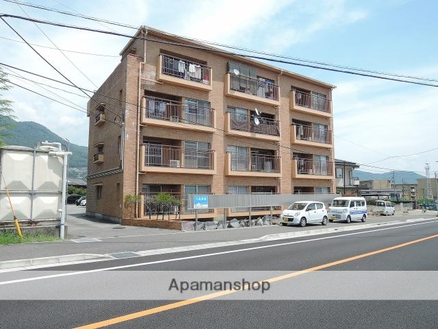 山梨県甲府市、甲府駅徒歩58分の築29年 4階建の賃貸マンション